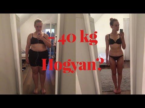 76 kg fogyni)