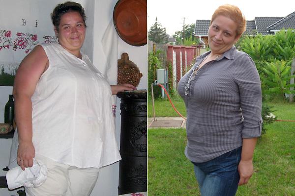 60 éves nő fogyás)