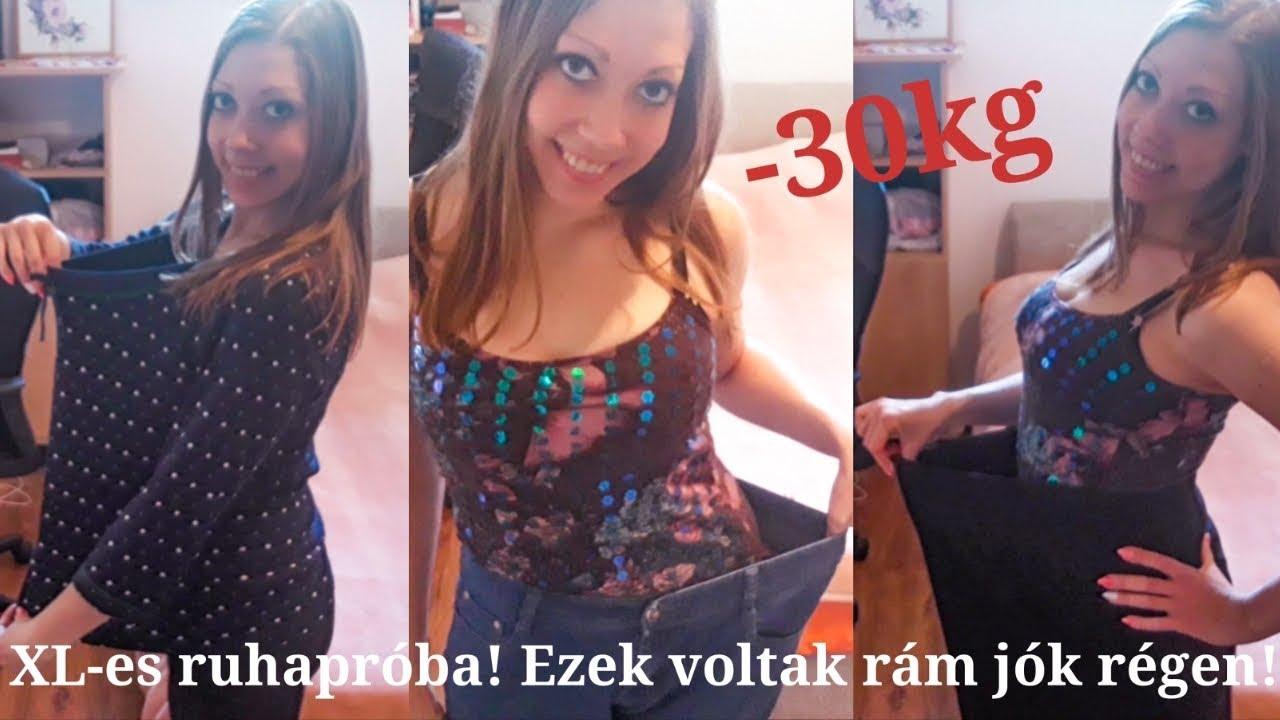 fogyás 58 kg)
