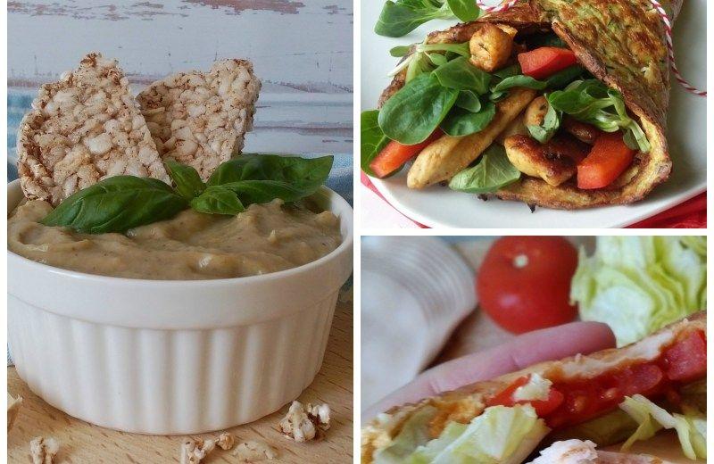 diétás ebéd recept