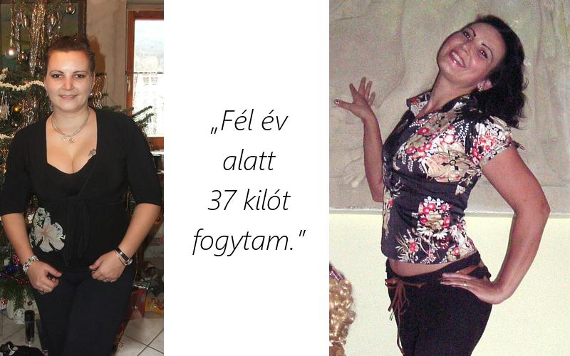 dukan diétával fogytam)