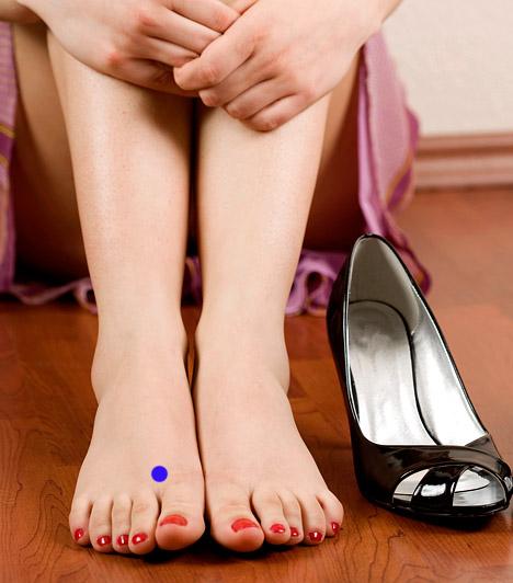 A 8 legerősebb fogyasztó akupresszúrás pont - Fogyókúra | Femina