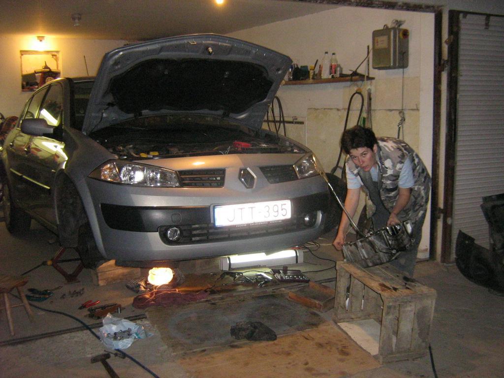 leesett a kocsi súlycsökkenéséről)