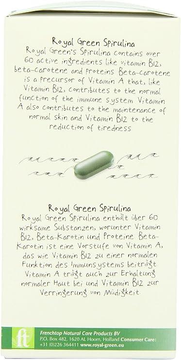 DXN Spirulina tabletta 120, 120 tabletta x 250mg
