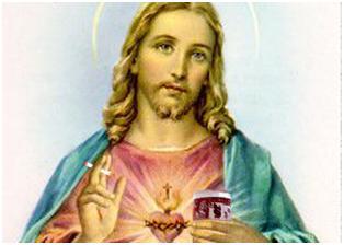 fogyás Jézussal