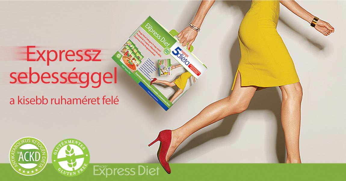 Expressz diéta program december ajánlatok | ÁrGép ár-összehasonlítás