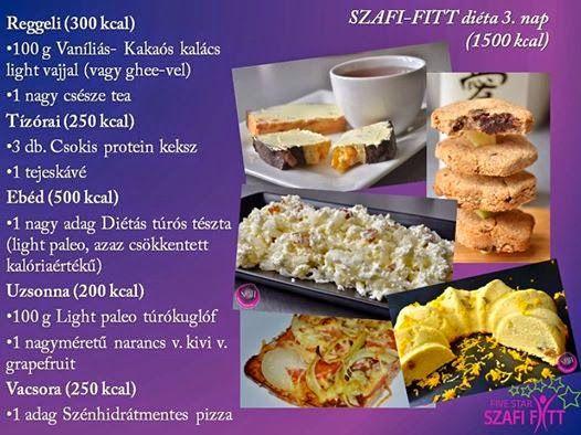 1500 kalória