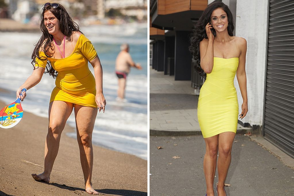 geordie shore vicky pattison fogyás)