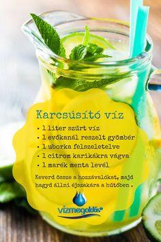 A tíz legjobb egészséges ital a fogyáshoz)