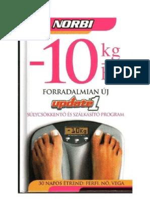 MTF fogyás útmutató)