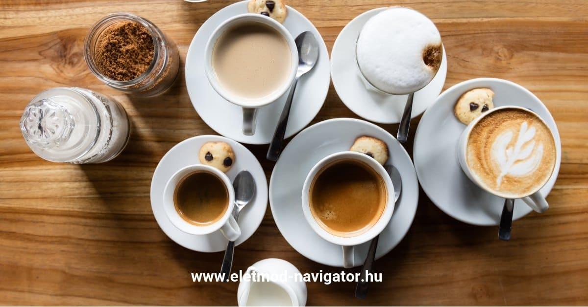 a fekete kávé hatása a fogyásra)