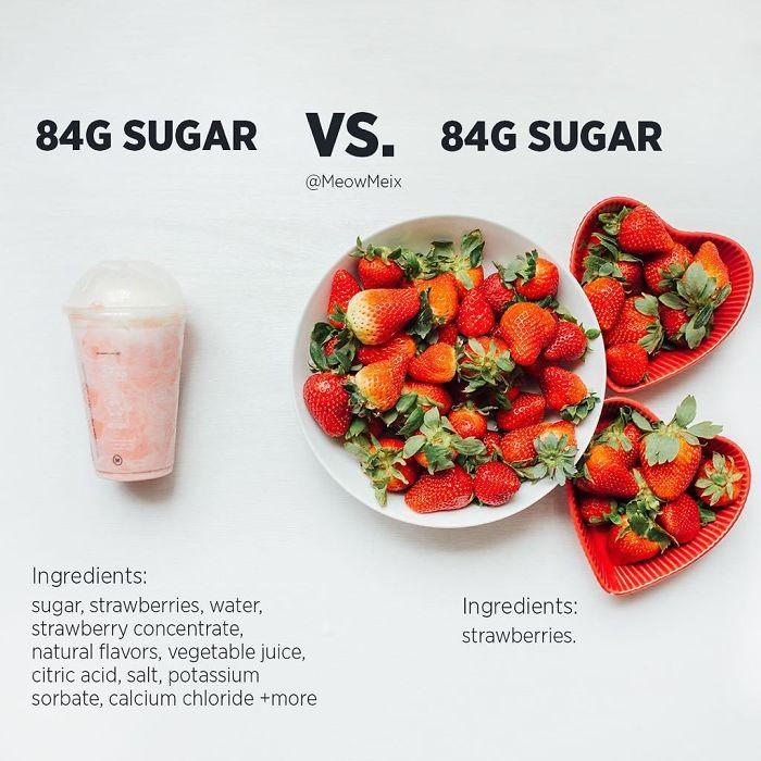 A súlycsökkenés az, hogy nincs cukor
