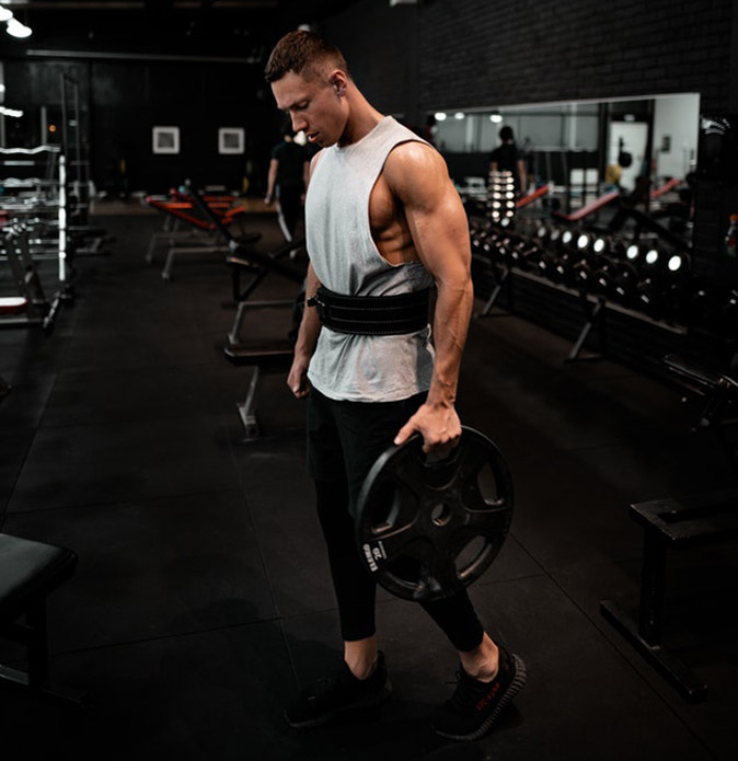 hogyan lehet égetni a testzsírt súlyokkal)