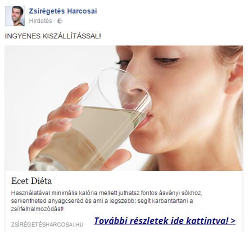 almaecet diéta zsírégetés harcosai