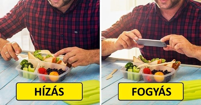 kis súly fogyás étkezés