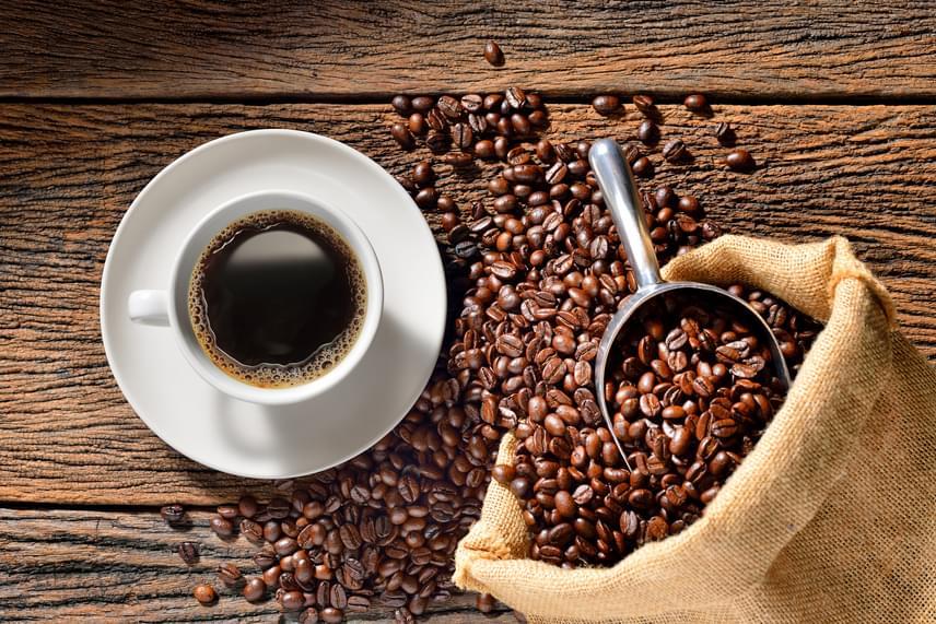 do fekete kávé segít a fogyásban)