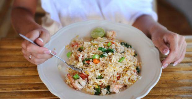 barna rizs diéta