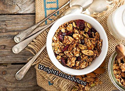 egészséges granola bárok a fogyáshoz)