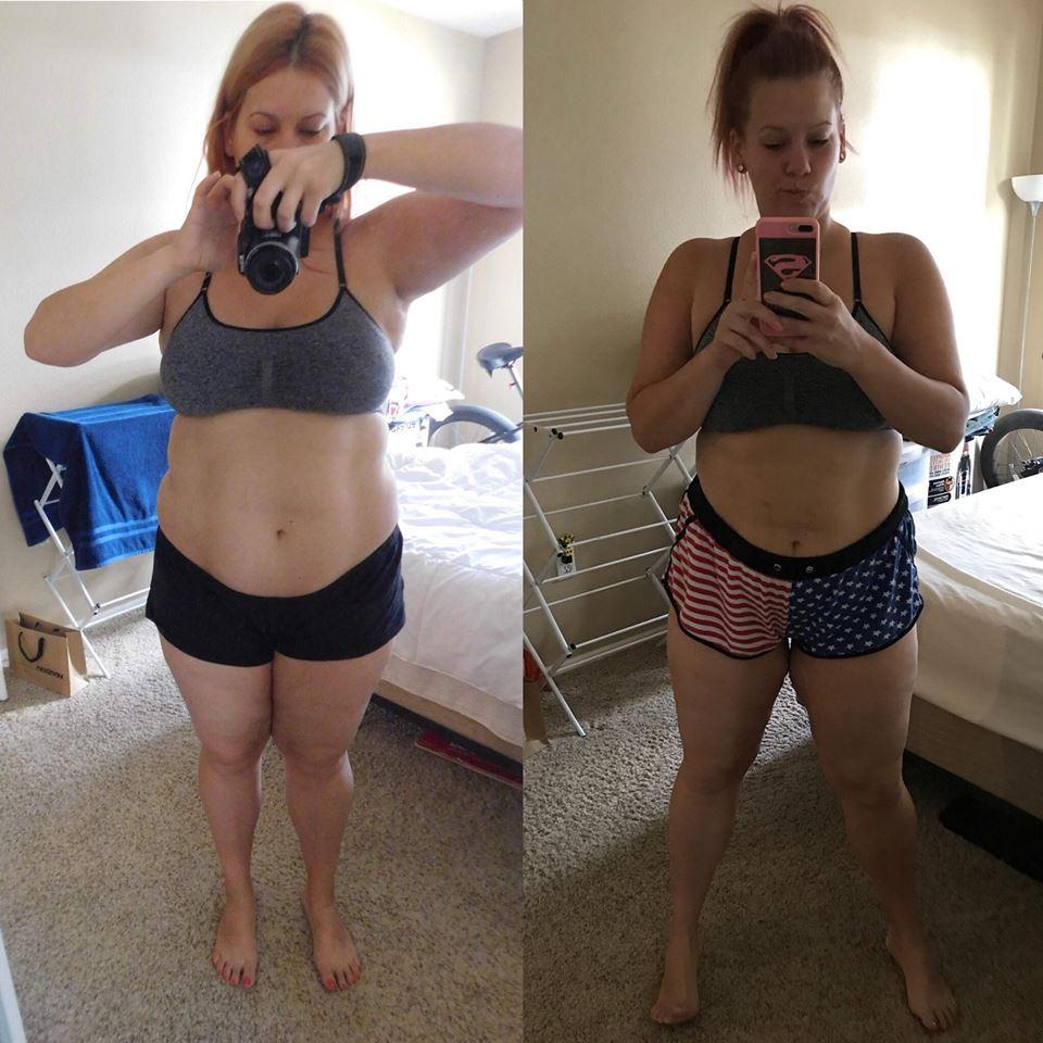 10 kg fogyás 1 hónap