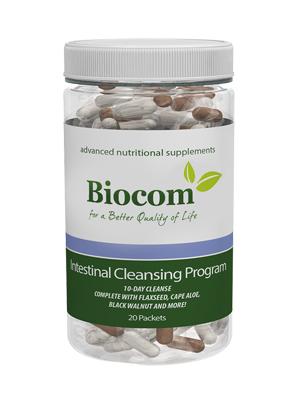 BÉLTISZTÍTÓ KÚRA | Intestinal Cleansing Program | Biocom, Méregtelenítés kiegészítők vélemények