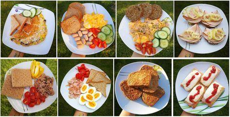 fogyókúrás reggeli ebéd vacsora