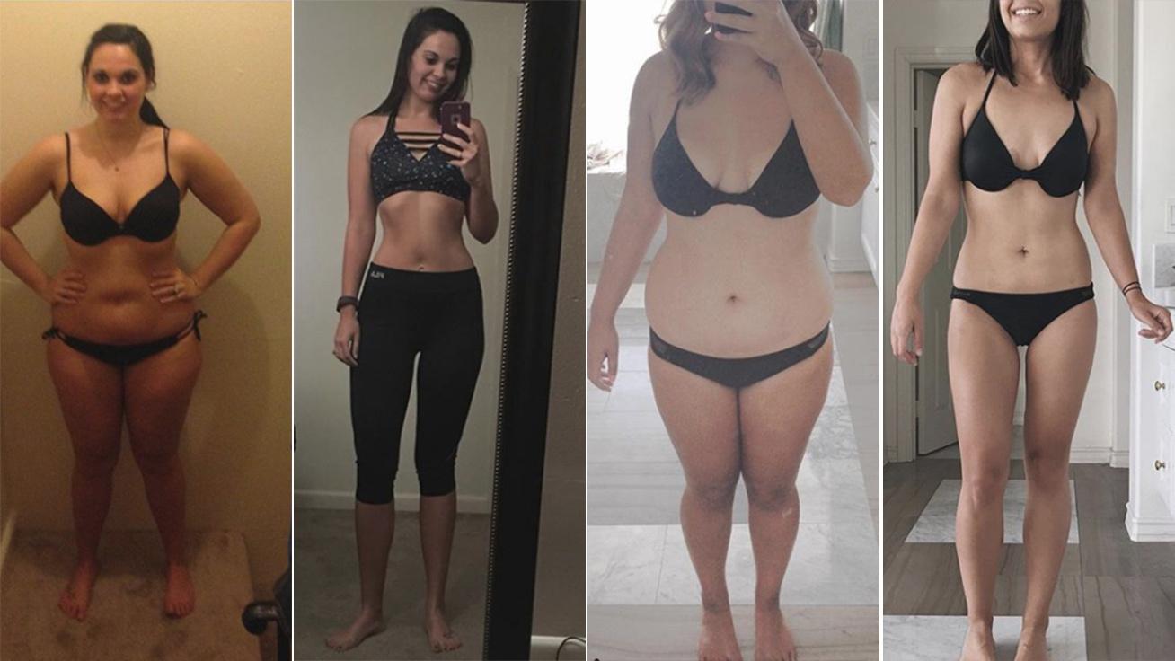 Egy fogyás története: 35 kilót adott le önsanyargatás nélkül