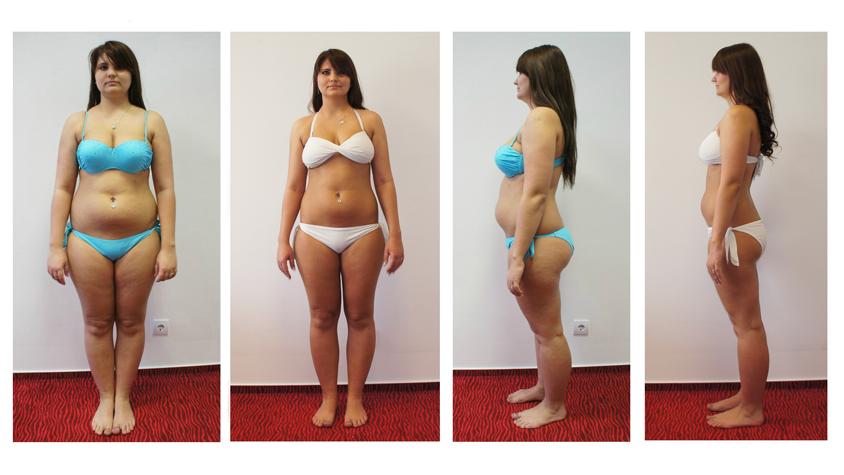 heti normál fogyás kg