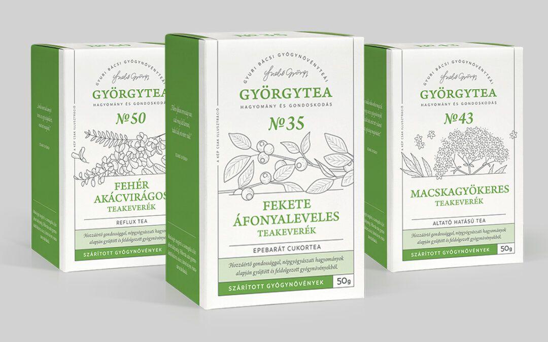 zsírégető tea gyuri bácsi 160 g diéta