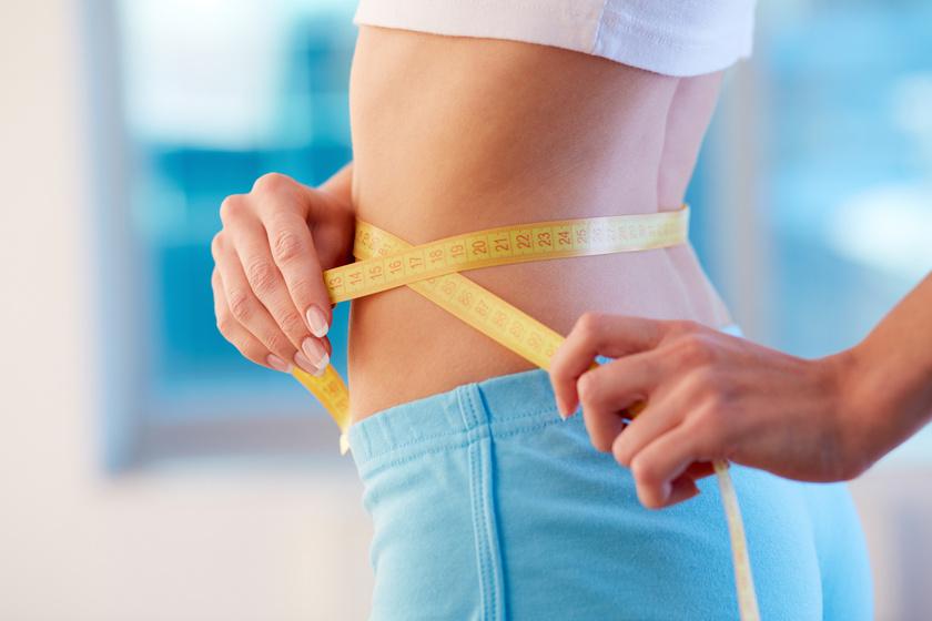 egészséges fogyás maximális