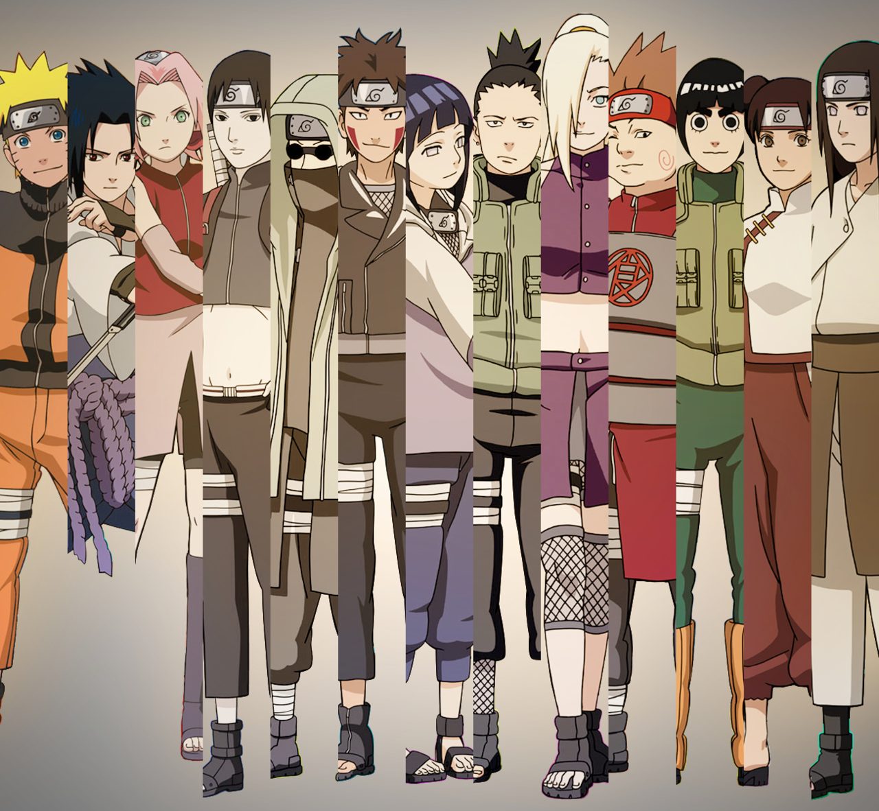 Naruto choji fogyni