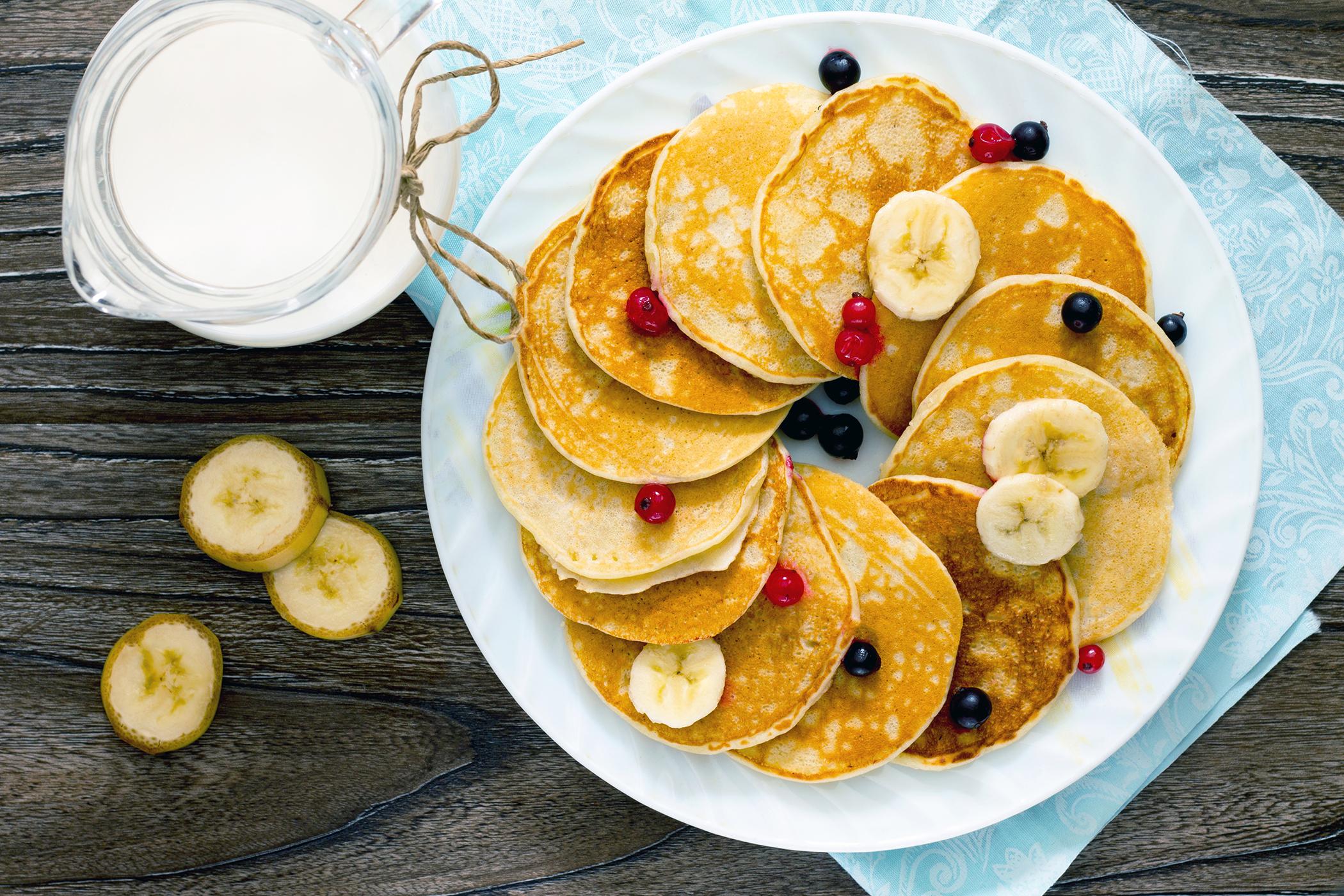 diétás banános palacsinta a zsírégetés folyamata