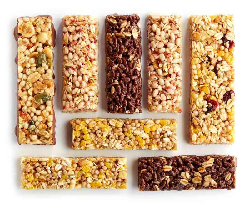 egészséges granola bárok a fogyáshoz