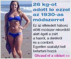 egyszerű szokások a zsírégetésre)
