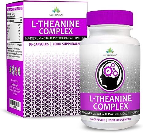 l- theanine koffein fogyás