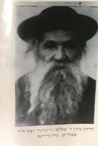 zsidó fogyás)