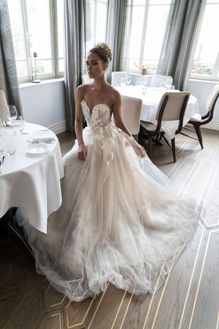 A tökéletes menyasszonyi ruha titkai 10 pontban összefoglalva