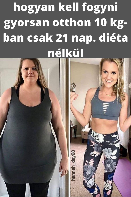 fogyni 10kg