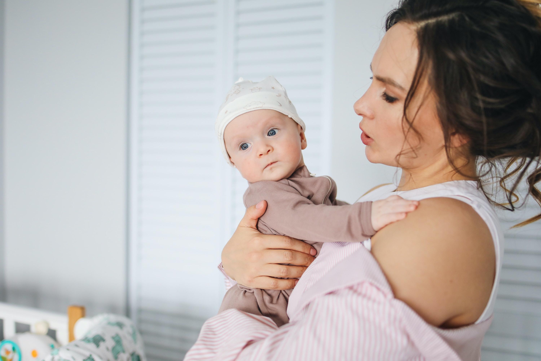 fogyni gyermek születése)