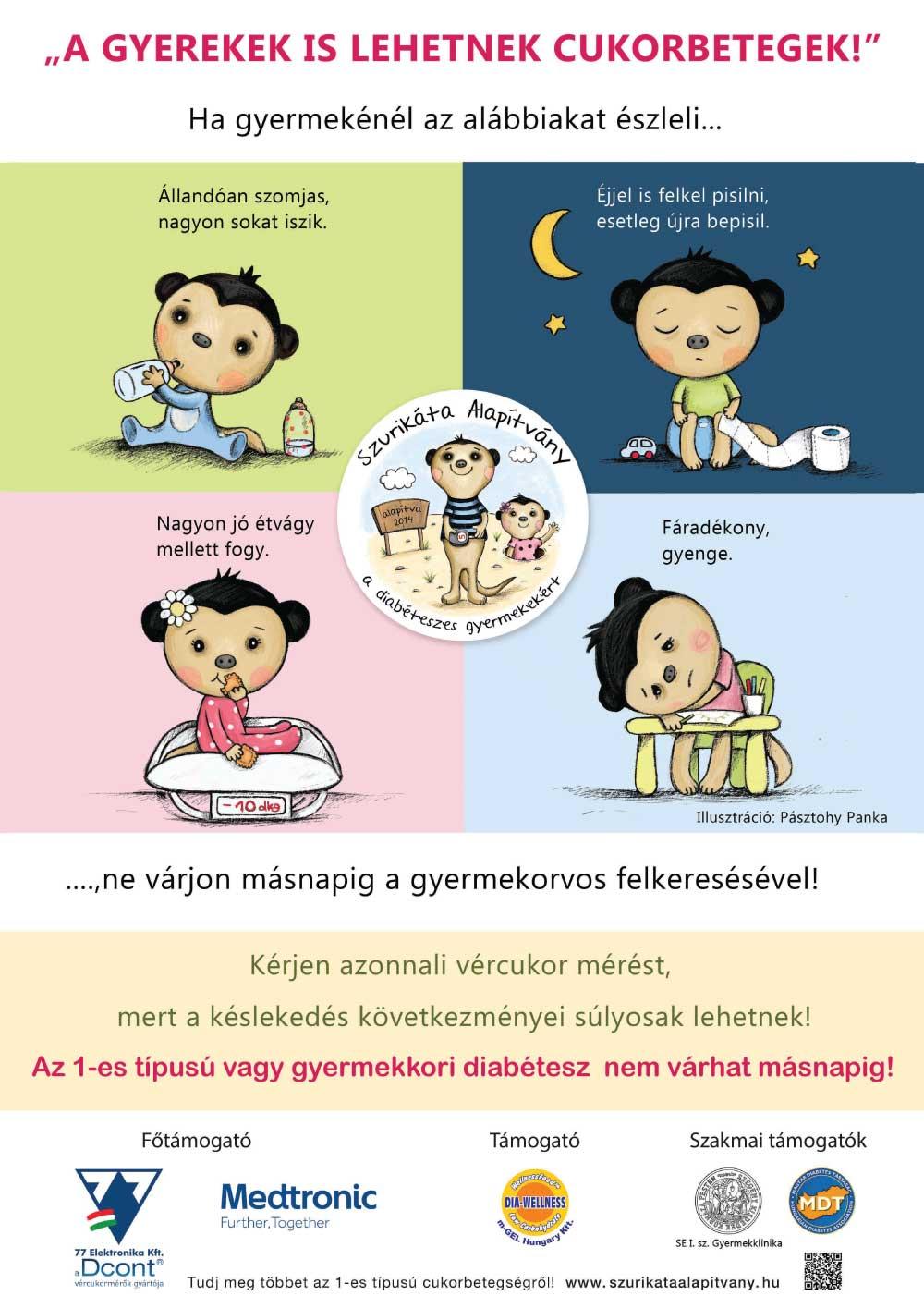 gyermek fogyás tünetei