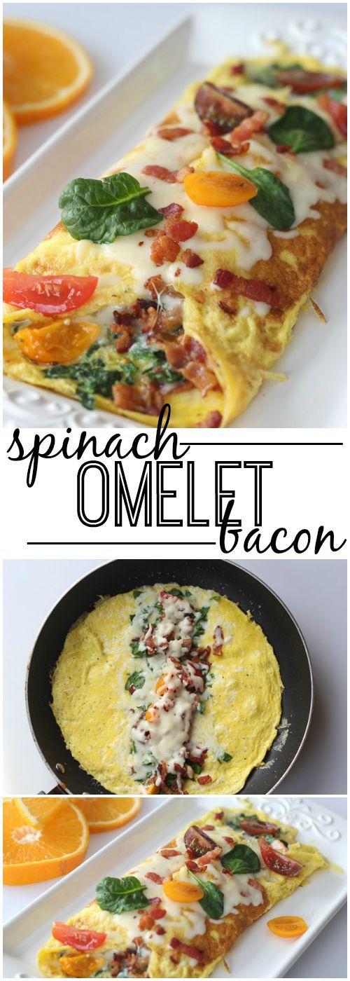 egészséges zsírégető omlett