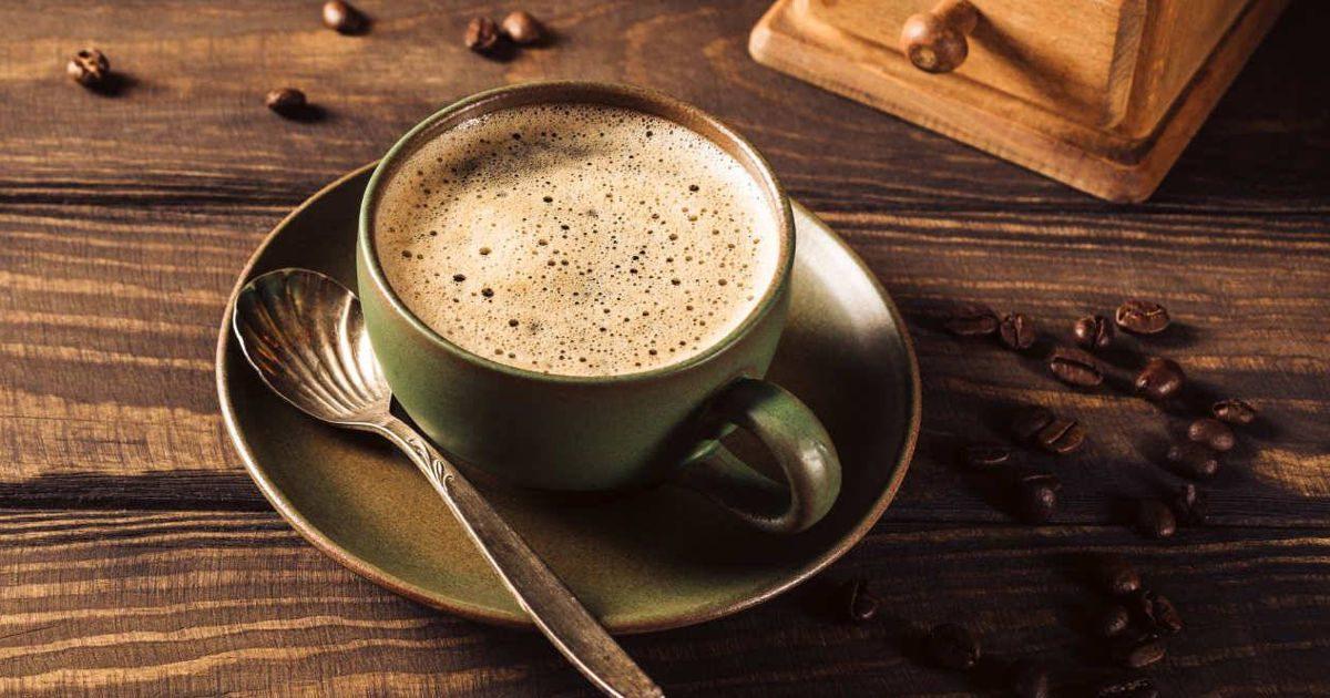 koffein fogyás tanulmány)