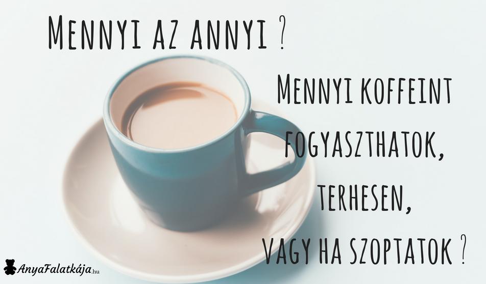 koffeint és fogyást okoz)