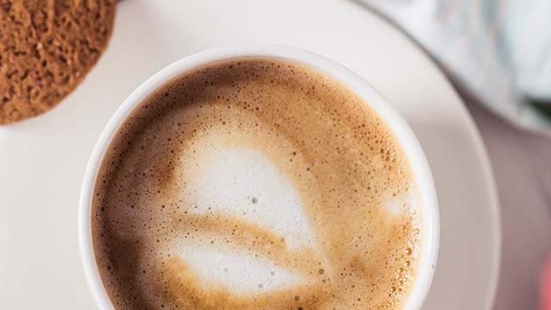 kávé zsírt éget