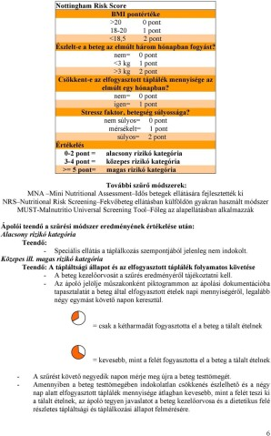 ápolási cél a fogyáshoz)
