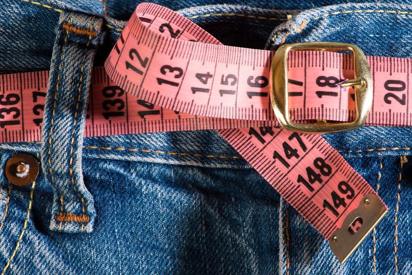 túlélő súlycsökkenés