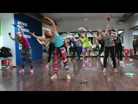 zsírégető aerobik videók)