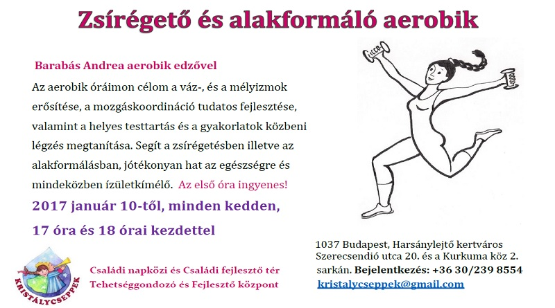 zsírégető aerobik