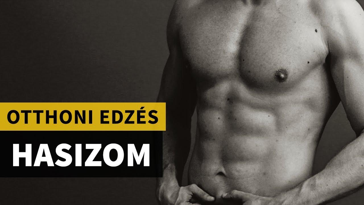 zsírégetés férfi test