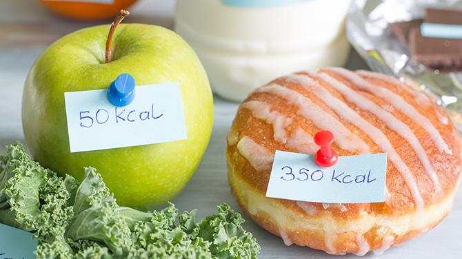 napi kalória bevitel fogyókúrázóknak
