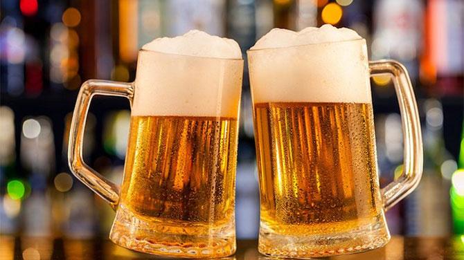 fogyni, de sört inni)